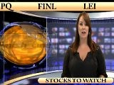 HPQ, FINL, LEI CRWENewswire Stocks To Watch For Friday Sept. 23, 2011
