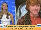 Harry Potter: Rupert Grint Crushing On Emma Watson?