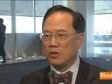 Hong Kong' S Tsang On Economy, Currency, China