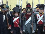 Historic Warsaw Battle Reenactment On Anniversary Of Revolution