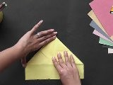 How To Make A Rectangular Box 1 - Origami In Hindi