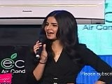 Hot Katrina Kaif Reveals About Dhoom3 @ Panasonic&#039 S New Cube Ac Launch