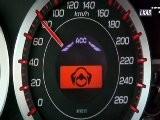 Honda Car Automatic Safety Technology 2013 Auto News