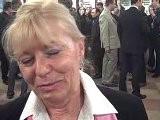 Interview Marie-Christine Arnautu, T&ecirc Te De Liste FN