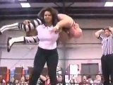 Intergender Wrestling Match - Mixed Wrestling