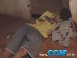 Jovem &eacute Morto A Tiros No Bairro Santa Cruz