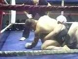 J&eacute R&eacute My Bouchet Vs Jos&eacute Vidal Muay Thai Fury 5
