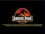 Jurassic Park Mega-cd Videotest