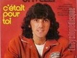 Jean-Pierre Savelli C' é Tait Notre Histoire D' Amour 1978