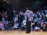 Junior Boogaloo In Popping Battle Juste Debout
