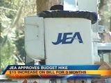 JEA Budget Hike