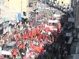 Jordan Inspired By Egyptian Protests
