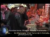 Jordanians Stage Price Protests