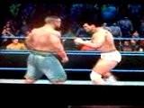 John Cena Vs Alberto Del Rio