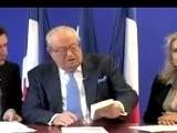 Jean Marie Le Pen : Achetez De L&rsquo Or Et De L&rsquo Argent