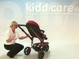 Jane Trider Transporter Travel System - Kiddicare