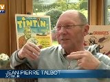 Jean-Pierre Talbot &eacute Tait Tintin Au Cin&eacute Ma