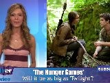 Jennifer Lawrence Talks ' The Hunger Games'