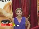 Jennifer Morrison At The Muppets World Premiere Arrivals