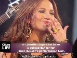 Jennifer Lopez - Top 10 Fun Facts