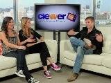 Justin Deeley Talks ' 90210' & AnnaLynne McCord