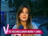 JESICA CIRIO SE RECONCILIO CON MORIA CASAN