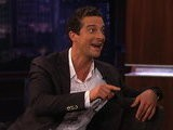 Jimmy Kimmel Live Bear Grylls, Part 1