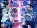 Kabayan Noli De Castro @ Gandang Gabi Vice - September 25, 2011 1 2
