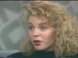 Kylie Minogue Interview - Hinch 1989