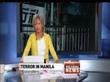Manila Bus Hostage-taking Ends With 7 Dead