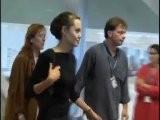 La Hija De Brad Y Angelina Quiere Ser Actriz
