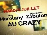 Le 05 Juillet Au Crazy B Marolany J P Zabulon TROPIKPROD .ZOUK TV Vacances 2011