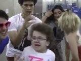 Last Friday Night With Me & Glee' S Dianna Agron, Darren Criss, Harry Shum, Jr & Jenna Ushkowitz