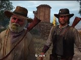 Last Mission + Ending: Red Dead Redemption X360 HD