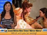 Lily Collins Snow White Film Titled ' Mirror, Mirror'