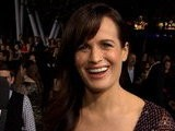 Live From The Red Carpet Breaking Dawn Pt. 1 Premiere: Elizabeth Reaser