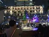Luzes De Natal Em Hong Kong