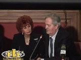 LA MIA CASA E&#039 PIENA DI SPECCHI Con Sophia Loren - 4&deg Parte Conferenza Stampa - WWW.RBCASTING.COM