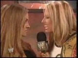 Maria Interviews Trish Stratus