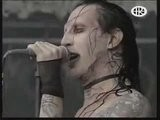 Marilyn Manson Sweat Dreams Live