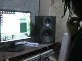 Marvel Zod & Kris Jam From Gwadaz NiggaZ Recording Projet