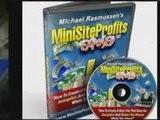 Make Money Online &ndash Mini Site Profits Exposed