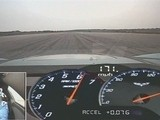 Motor Trend Video ZR1 Vette Full Throttle: NAS Pensacola Runway Video
