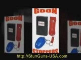 Mini Stun Gun Rechargeable Stun Gun 2.5 Million Volts