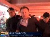Manifestation Gay Violemment R&eacute Prim&eacute E &agrave Moscou