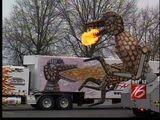 Megasaurus And Monster Trucks