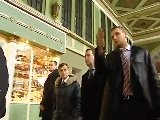 Medvedev Calls For Better Security At Key Moscow Train Station