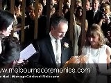 Marriage Celebrant Melbourne | KARINE HART | Melbourne Weddings