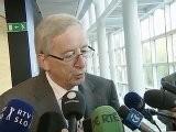 M. Juncker Veut Que Les March&eacute S Respectent Les R&eacute Gles