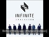 MP3 DL Infinite - Before The Dawn Female Version